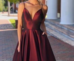 burgundy, dark red, and fashion image