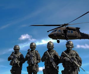military, special forces, and usarmy image