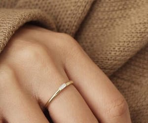 beige, fashion, and rings image