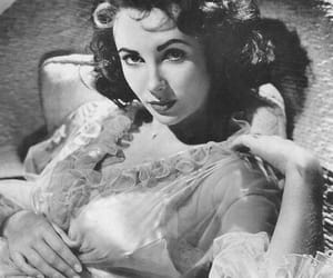 1930s, 1950s, and Elizabeth Taylor image