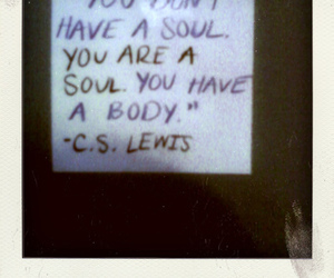 quote, c.s. lewis, and body image