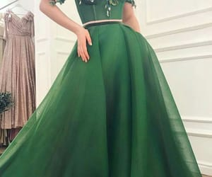 dress and green evening dresses image