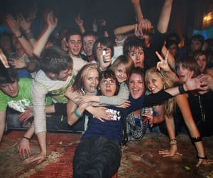 skins, sid, and party image