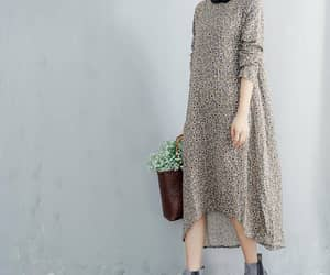 dresses, etsy, and cotton dress image
