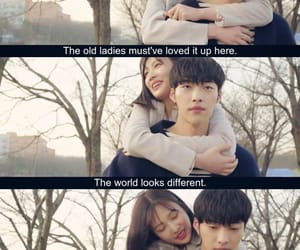 couple, joy, and Korean Drama image