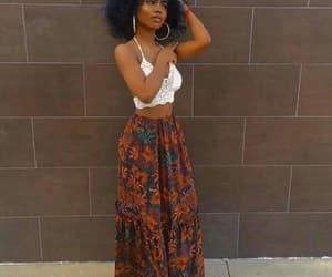 hair, melanin, and beauty image