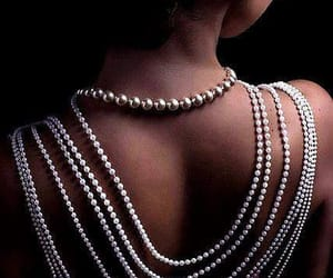 pearls and photography image