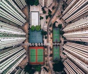 hong kong and tennis image