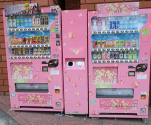 aesthetic, japan, and drinks image