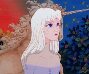 unicorn, aesthetic, and anime image