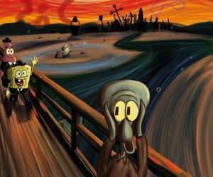 spongebob, art, and bob esponja image