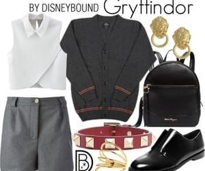 cosplay, fashion, and gryffindor image