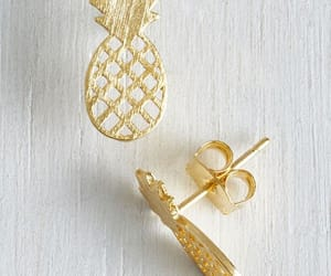 accessories, fashion, and pineapple image
