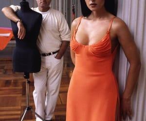 dress, monica, and monica bellucci image