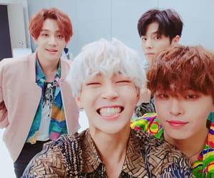 kpop, dojoon, and the rose image