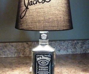 deco, diy, and lamp image