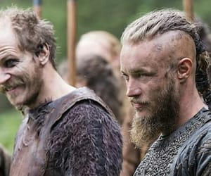 bjorn, vikings, and travis fimmel image