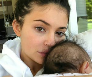 kylie jenner, baby, and stormi image