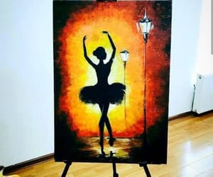 artwork, ballet, and beautiful image