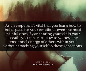 emotions and empath image