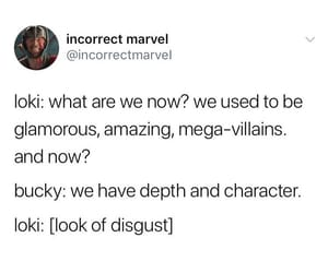 Avengers, bucky, and funny image
