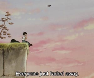 anime, pink, and quotes image