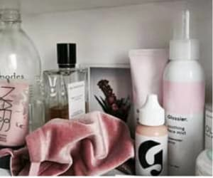 rose water, skin care, and moisturizer image