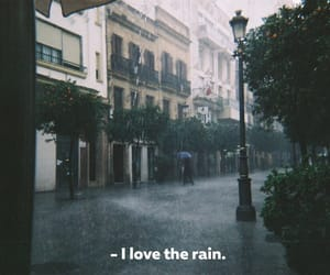 rain, quotes, and grunge image
