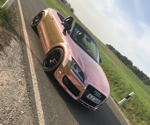 audi, car, and germany image