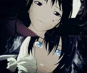 anime, hiyori, and yato image