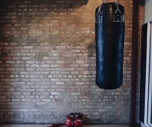 aesthetic, boxer, and boxing image