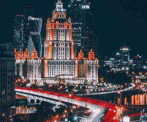 moscow and city image