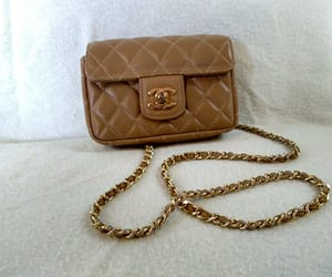 chanel, gift for her, and clutch image