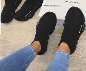 Balenciaga, shoes, and black image