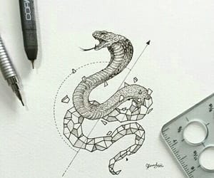 art and 🐍 image