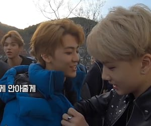 boys, jisung, and cute image