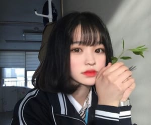 cute, aesthetics, and asian girl image