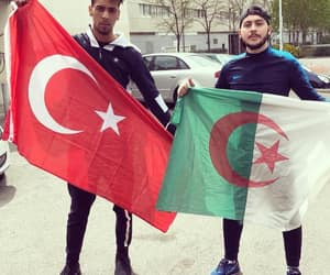 turkey and algerie image