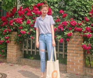 bag, fashion, and street image