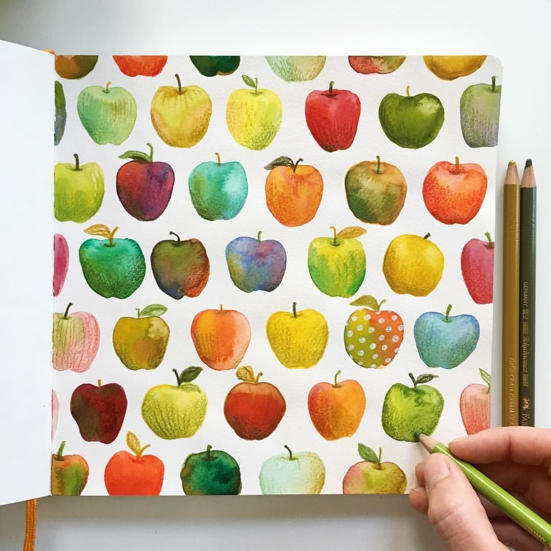 apple, indie, and art image