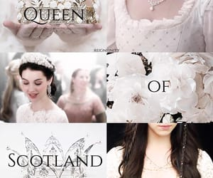 mary queen of scots, queen of france, and scotland image
