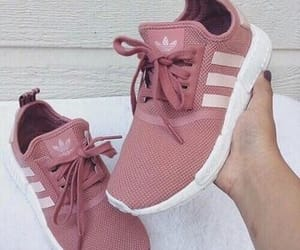 adidas, colorful, and pink image