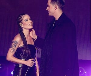 couple, goals, and halsey image
