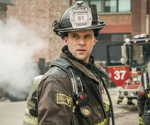 chicago fire, jesse spencer, and tv show image