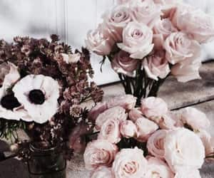 my name, article, and flowers image