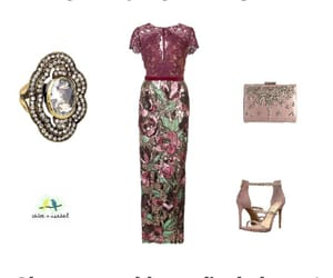 fashion, spring, and jewelry image