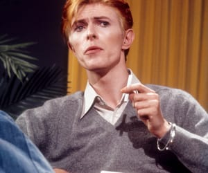 aesthetic, tumblr, and david bowie image