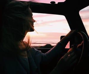 girl, summer, and wanderlust image
