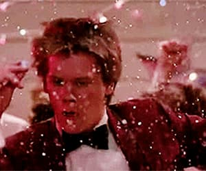 footloose, gif, and kevin bacon image