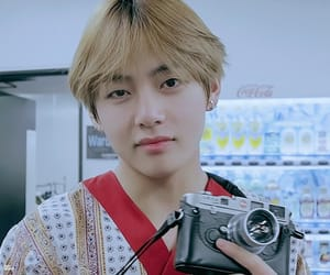 bts, low quality, and kim taehyung image
